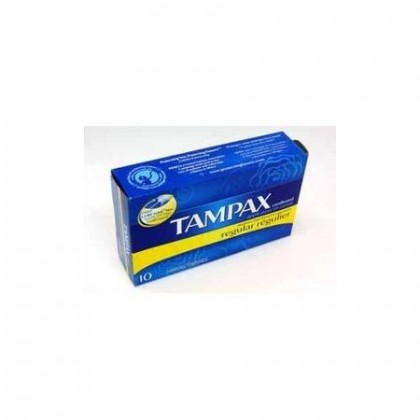 Tampax Regular 10s