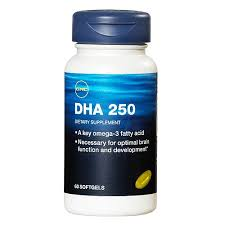 DHA 250 -60 Softgels -GNC