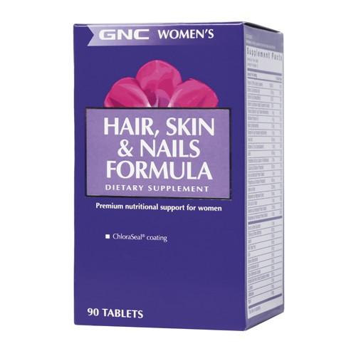 Women S Hair Skin Nails Formula Gnc