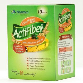 Actifiber 10'S Sachet