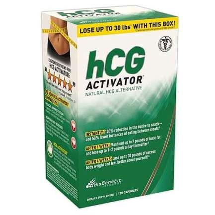 Hcg Activator -120 Capsules-BioGenetic Laboratories in Pakistan