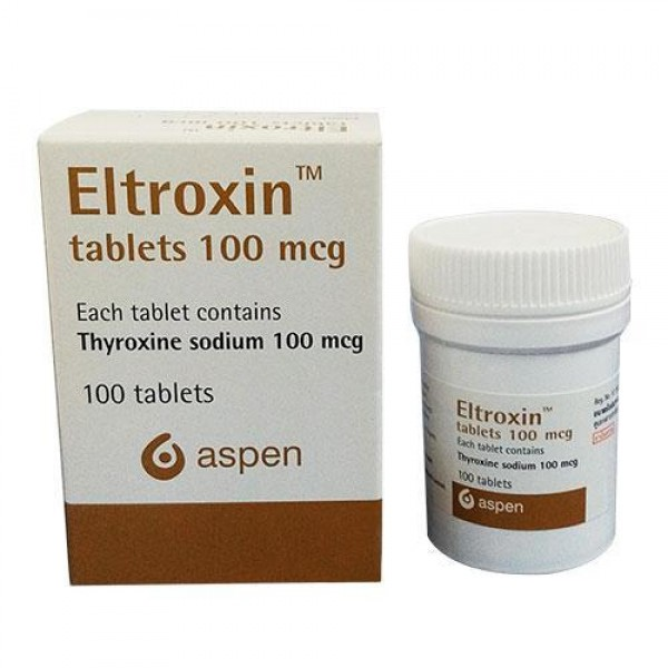 Eltroxin 100 mcg -Aspen Online Medical Store in Pakistan