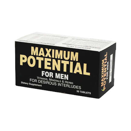 Maximum Potential For Men -30 Tablets in Pakistan