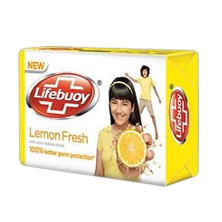 Lifebuoy Lemon Fresh (115G)