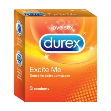 DUREX EXCITE ME