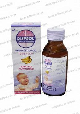 Disprol Paediatric Suspension – 60ml