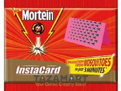 MORTEIN AVALON Insta card