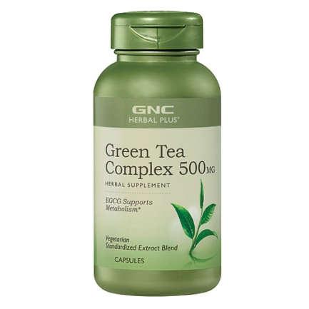 Green Tea Complex 500 mg – GNC