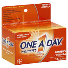 one a day womens formula