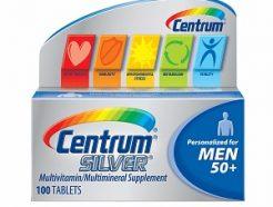Centrum Silver Adult 50+ Multivitamin / Multimineral Supplement Tablet -in Pakistan