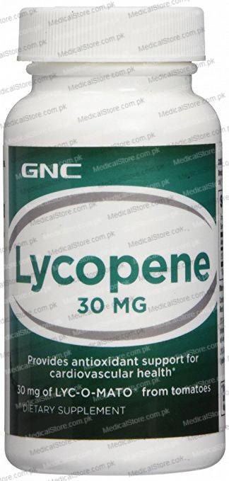 Lycopene 30mg -GNC