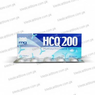 HCQ 200 mg