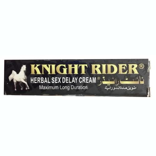 Knight Rider Delay Cream