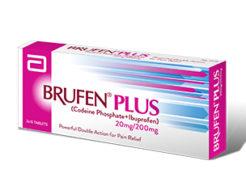 BRUFEN PLUS Tablet 2x10s