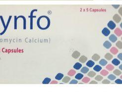 Cynfo 500mg capsules
