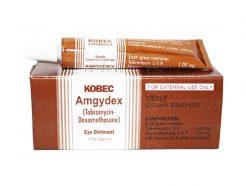 Medicalstore.com.pk-KOBEC Amgydex Eye Ointment 3.5g (A