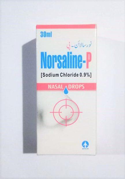NORSALINE-P Nasal Drops 30 ml