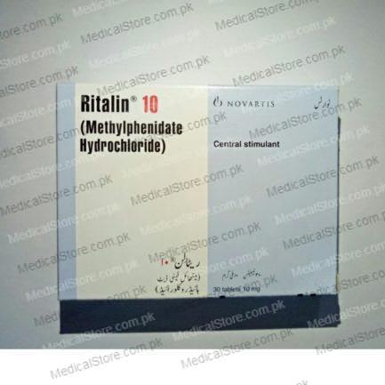 RITALIN Tablet 3x10s
