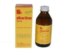 alkacitron-syrup