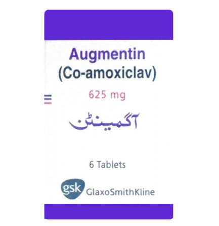 AUGMENTIN Tablet 6s