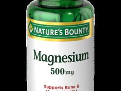 Magnesium 500mg 1000tablets