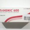 TRIHEMIC TABLET 600MG