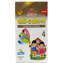 Morinaga Chil-School Chocolate (300)gm