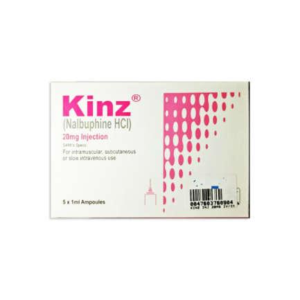Kinz 20mg Injection 5x1ml