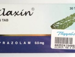 Medical store.pk.com-Hilaxin - 0.5 mg - 30 Tablets 1
