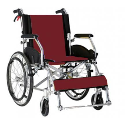 Aluminium Wheelchair with Flip up Legrest