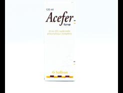 Acefer Syp 50mg/5ml 120ml