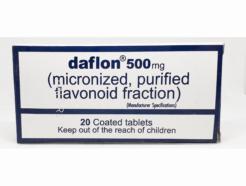 Daflon Tab 500mg 20s