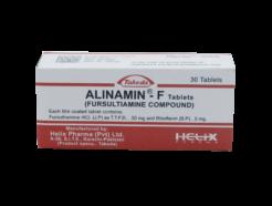 Alinamin-F Tab 5mg/100mg 3x10s
