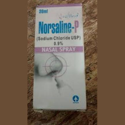Norsaline-p 0.90% Nasal Drop Spray 30 ml